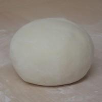 かがみ餅…ではなくて、製麺前のうどん玉。